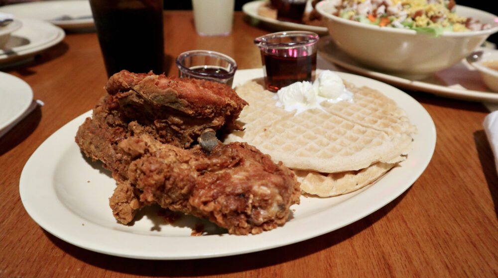 Roscoe's House of Chicken & Waffles – Hollywood